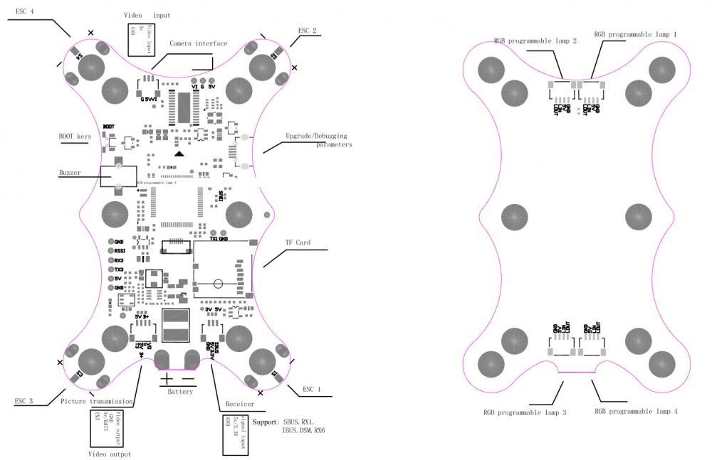 schéma câblage eachine ts215.jpg