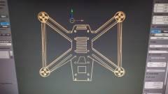 DronoFrame 2020 2'5
